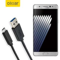 Olixar USB-C Samsung Galaxy Note 7 Charging Cable