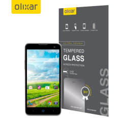Olixar ZTE Grand X2 Tempered Glass Screen Protector