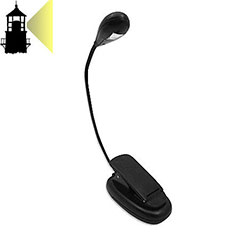 Omnilight Clip-On Reading Light for Amazon Kindle