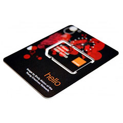 Orange Just Talk Pay as you go SIM card pack