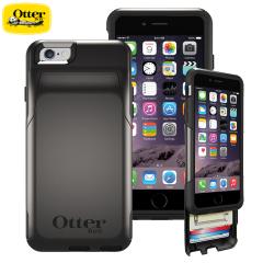 OtterBox Commuter iPhone 6 Wallet Case - Black