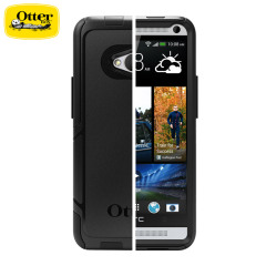 Otterbox Commuter Series for HTC One M7 - Black
