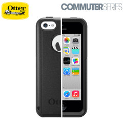 OtterBox Commuter Series for iPhone 5C - Black