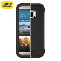 OtterBox Defender Series HTC One M9 Tough Case - Black