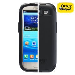 OtterBox For Samsung Galaxy S3 Commuter Series - Black