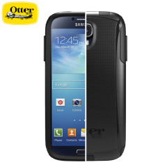 OtterBox For Samsung Galaxy S4 Commuter Series - Black