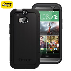 OtterBox HTC One M8 Defender Series Case - Black