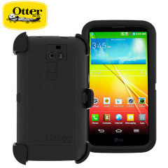OtterBox LG G2 Defender Series Case - Black