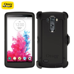 OtterBox LG G3 Defender Series Case - Black