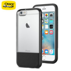OtterBox Statement Series iPhone 6S / 6 Leather Case - Black