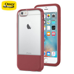 OtterBox Statement Series iPhone 6S / 6 Leather Case - Maroon