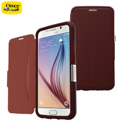 OtterBox Strada Series Samsung Galaxy S6 Leather Case - Chic Revival