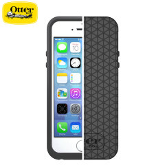 OtterBox Symmetry for Apple iPhone 5S / 5 - Triangle Grey
