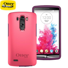 OtterBox Symmetry LG G3 Case - Crushed Damson