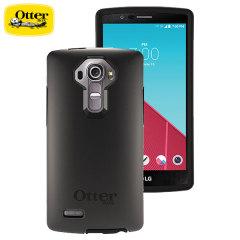 OtterBox Symmetry LG G4 Case - Black