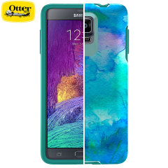 OtterBox Symmetry Samsung Galaxy Note 4 Case - Floral Pond