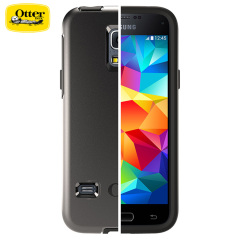 OtterBox Symmetry Samsung Galaxy S5 Mini Case - Black