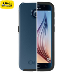 OtterBox Symmetry Samsung Galaxy S6 Case - City Blue