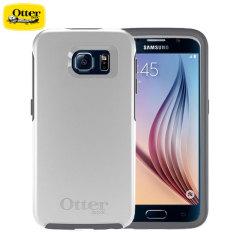 OtterBox Symmetry Samsung Galaxy S6 Case - Glacier