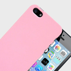 Patchworks Colorant C1 iPhone SE Case - Baby Pink
