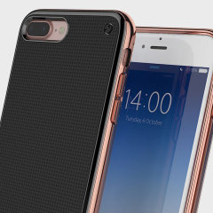 Patchworks Flexguard iPhone 7 Plus Case - Rose Gold