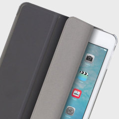 Patchworks PureCover iPad Mini 4 Case - Grey