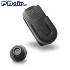 PDair Deluxe Leather Case Replacement Belt Clip - 2 Pack