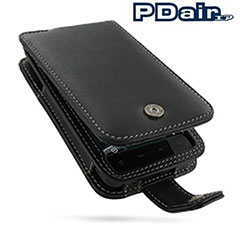 PDair Leather Flip Case - HTC Desire HD