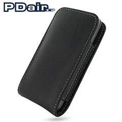 PDair Vertical Leather Pouch Case - LG Optimus 2X
