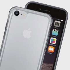 Peli Adventurer iPhone 7 Tough Case - Clear / Dark Grey
