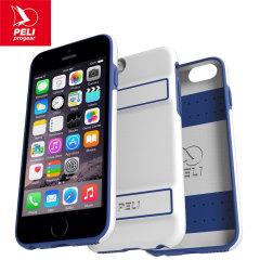 Peli ProGear Guardian iPhone 6S / 6 Protective Case - White / Blue
