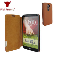 Piel Frama FramaSlim Case for LG G2 - Tan