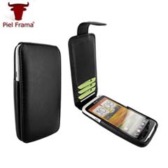 Piel Frama Hybrid For HTC One X - Black