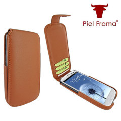 Piel Frama Hybrid for Samsung Galaxy S3 - Tan