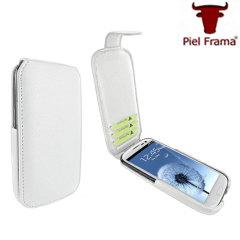 Piel Frama Hybrid For Samsung Galaxy S3 - White