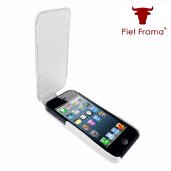 Piel Frama iMagnum Case For iPhone 5S / 5 - White