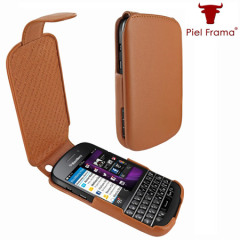 Piel Frama iMagnum for BlackBerry Q10 - Tan