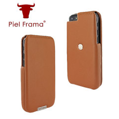 Piel Frama iMagnum For iPhone 5C - Tan