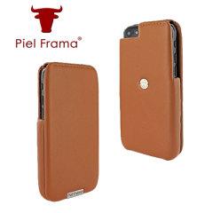 Piel Frama iMagnum For iPhone 5C - Tan