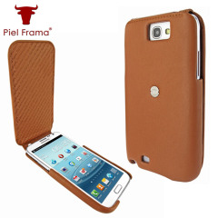 Piel Frama iMagnum For Samsung Galaxy Note 2 - Tan