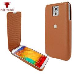 Piel Frama iMagnum For Samsung Galaxy Note 3 - Tan