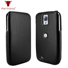 Piel Frama iMagnum For Samsung Galaxy S4 - Black