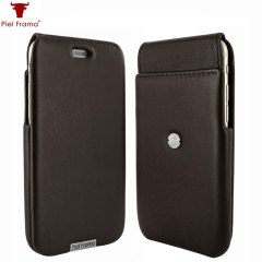 Piel Frama iMagnum iPhone 6 Case - Dark Brown