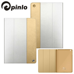 Pinlo Asti Collection for iPad Air - Silver / Gold