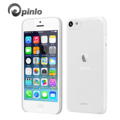 Pinlo Slice 3 Case for iPhone 5C - White Clear