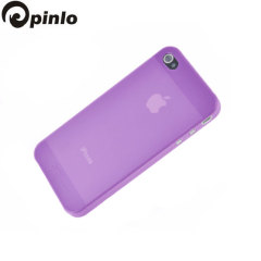 Pinlo Slice 3 Case for iPhone 5S / 5 - Purple