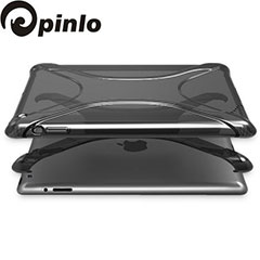 Pinlo Xyber Pro 2 Combination Case for iPad 2 - Black