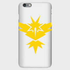 Pokemon Go Team Instinct iPhone 6S / 6 Case