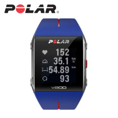 Polar V800 GPS Sports Watch - Blue
