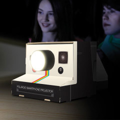 Polaroid Portable Cardboard Smartphone Projector